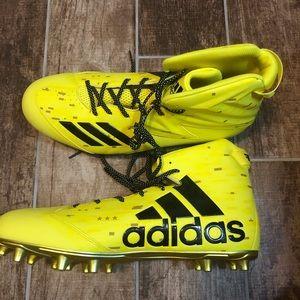 Adidas Freak X Carbon Mid Mens Cleats Shoes 15